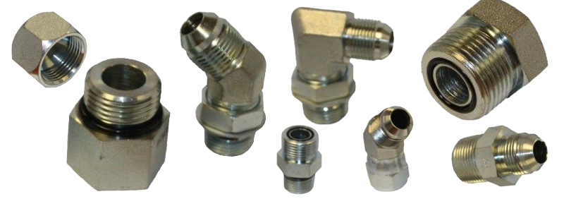 Adapters metric and standard nudraulix